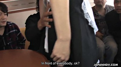 Japanese anal, Maid, Japanese gangbang, Asian uniform, Asian gangbang, Asian maid
