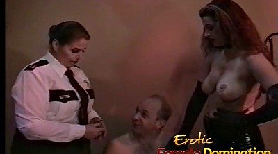 Dominatrix, Interrogation