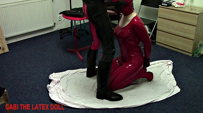 Sex doll, Rubber