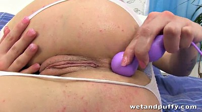 Anal toy, Close up, Anal solo