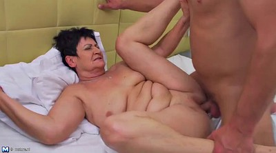 Granny boy, Amateur mature