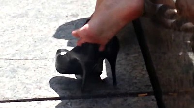 High heels, Candid, Shoe, High-heeled shoes, High heeled