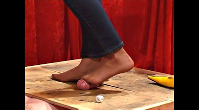 Nylon feet, Trample, Nylon foot, High, Trampling