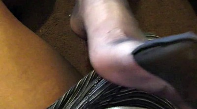 Nylon footjob, Nylon foot, Nylons footjob, Nylons, Big feet