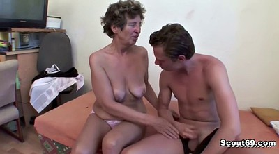 Granny anal, Step, Step mom anal, Step anal, Mom seducing son, Granny fuck