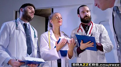 Brazzers, Anal creampie, Doctor anal