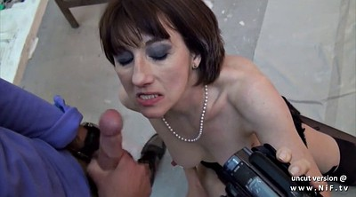 French anal, French milf