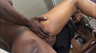 Mature creampie, Ebony mature