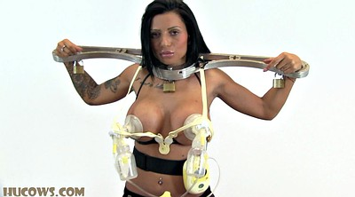 Milking, Device, Bound