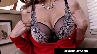 Julia ann, Julia, Banged