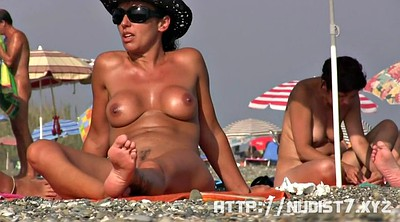 Nudist, Naked public