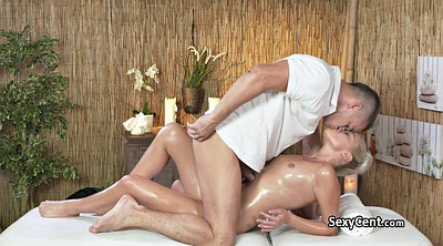 Massage creampie, Table, Creampie massage