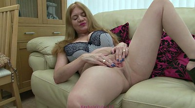 Cougar, British mature