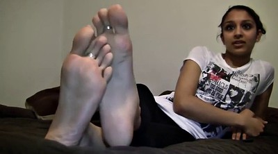 Indian, Indian solo, Feet solo
