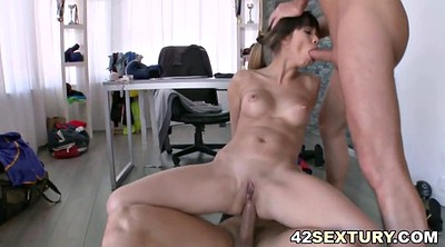 Office anal, Asian gay