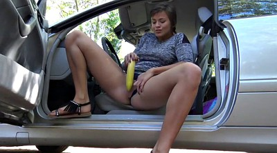 Flashing, Car flash, Car masturbation