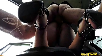 Blonde, Car fuck