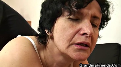Granny, Mature swallow