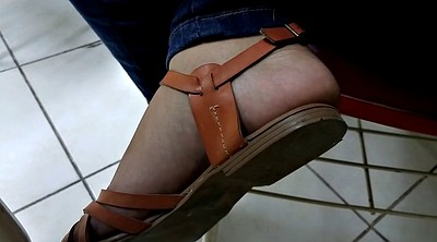 Toes, Red, Sandals, Sandal, Italian, Classroom