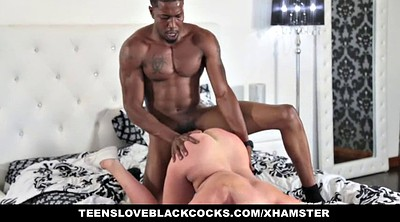Love, Teen interracial, Black ebony