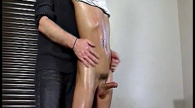 Suspended, Handjob milking, Bdsm amateur