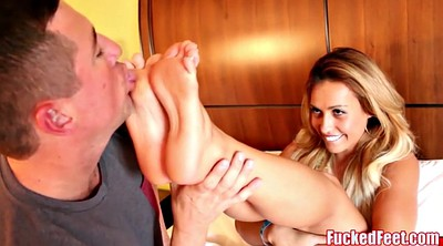 Footjob, Foot fuck