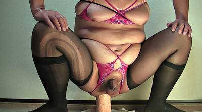 Gape, Riding bbw, Gay dildo, Monster sex, Bbw dildo, Monster gay