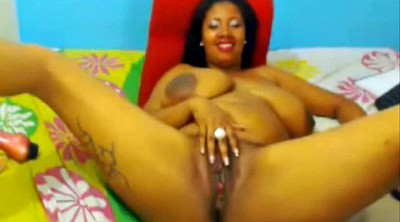 Ebony, Pink, Fat black, Bbw show