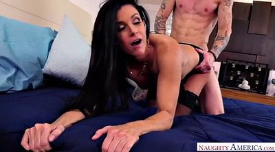 India summer, Hairy man