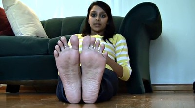Feet, Milf solo, Indian feet