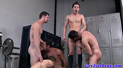 Sports, Skinny anal, Play, Gay group, Sport sex, Anal group