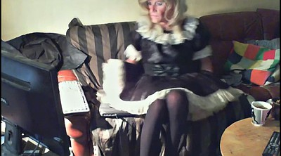 Pantyhose gay, Crossdress