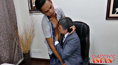 Asian daddy, Jap daddy, Asian gay, Gay boss, Daddy gay, Boss gay