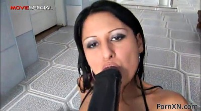 Long dildo, Isabella