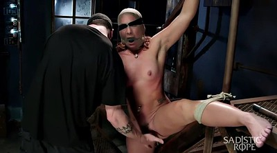 Blindfolded, Bdsm fist, Whipped, Spankings, Hard sex, Hard spank