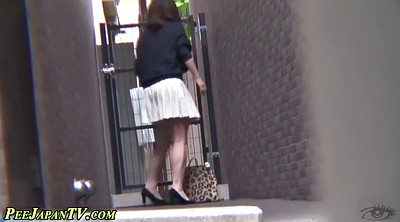 Japanese, Pissing, Japanese public, Japanese beauty, Japanese piss