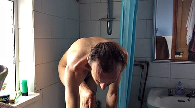 Thin, Hidden shower, Caught in shower, Hidden cam shower, Caught cam