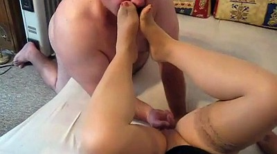Mature feet, Mature foot, Foot job