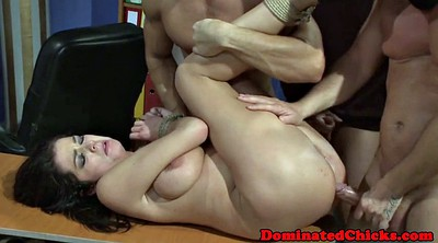 Secretary, Bigtits, Office anal