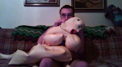 Sex doll, Inflatable doll