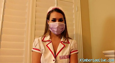 Latex, Gloves, Glove handjob, Teen handjob, Nurse handjob
