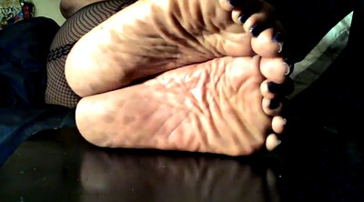 Sole, Mature feet, Mature foot, Mature soles, Mature sole, Black feet