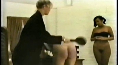 Spanking punishment, Spanking girl