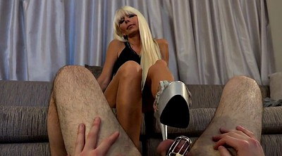 Foot, G queen, High heels, Shoe, Queen femdom, Foot high