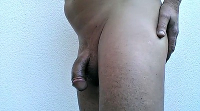 Fat, Voyeur, German handjob