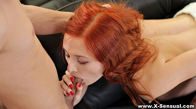 Creampie hd, Red hair