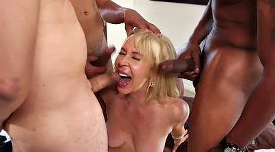 Mature slut, Mature group, Cock