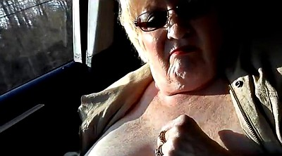 Granny masturbation, Granny flash