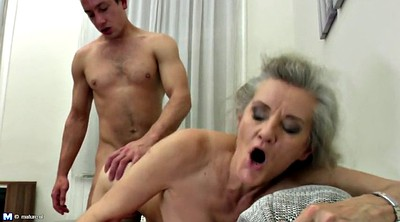 Mature and young, Fucking mother, Matures, Young and mature