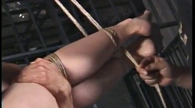 Japanese bondage, Tied up